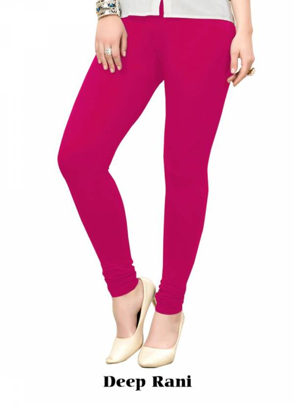 Multiple Color Daily Wear Soft Cotton Plain Leggings Collection