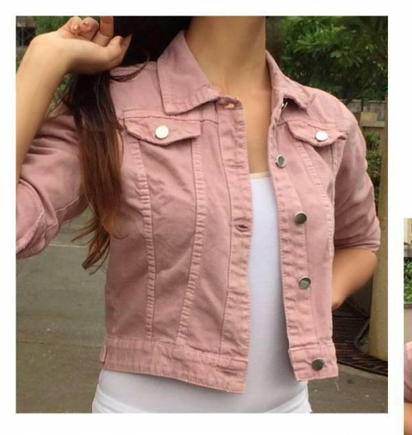 VISHWA-1 New Stylish Denim Jackets For Party And Regular Wear Collection