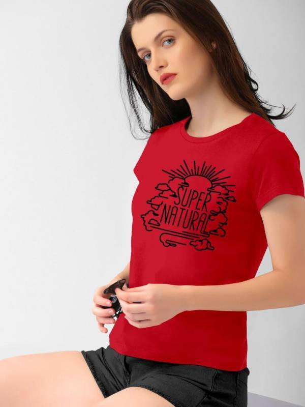 Swara Fashion Exclusive Daily Wear Cotton Ladies T shirt Collection