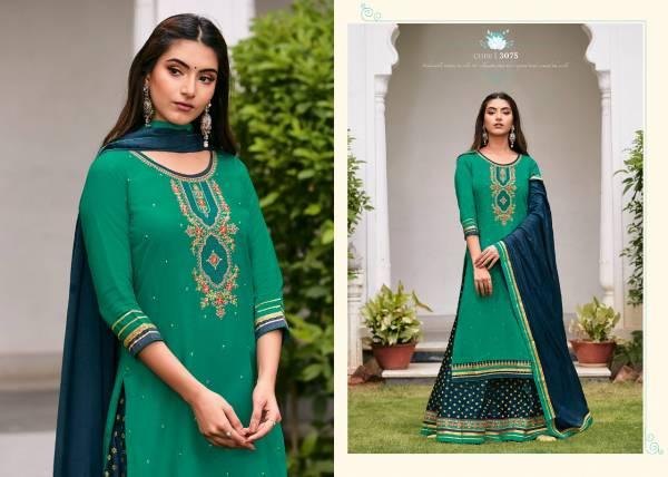Rangoon Apsara 5 Rayon Designer Festive Wear Rayon Embroidered Latest Readymade Collection