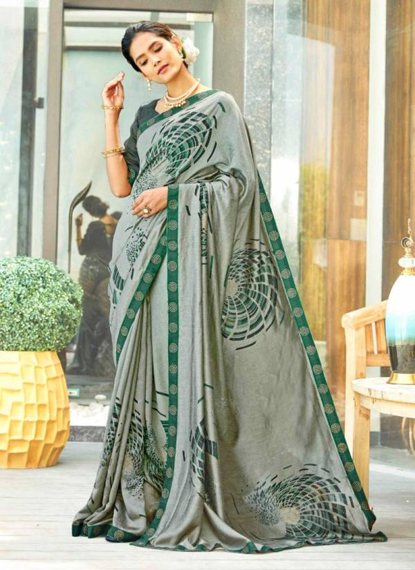 Swarouski Vol 3 Heavy Georgette Swarovski Work Designer Party Wear Sarees Collection 9689-9696