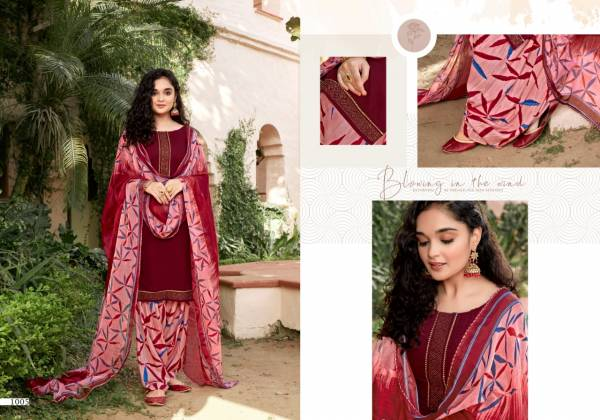 SWEETY FASHION FANTA Latest Fancy Regular Wear Rayon With Swarovski  Work Tailored And Border Heavy salwar Suit Collection