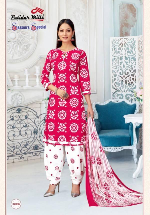 Patidar Season Special 32 Latest Casual Wear Designer Printed Pure Cotton Collection
