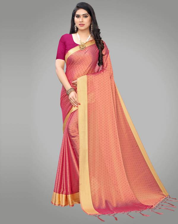 Taksh 1 Latest Designer Party Wear Gorgeous Look Saree Collection With Beautiful Golden Border