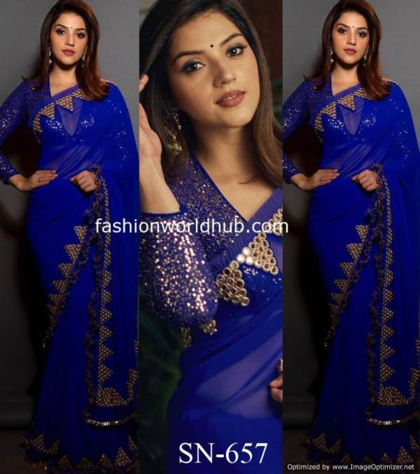 Amar Tulina Latest Designer Party Wear Bollywood Style Collection