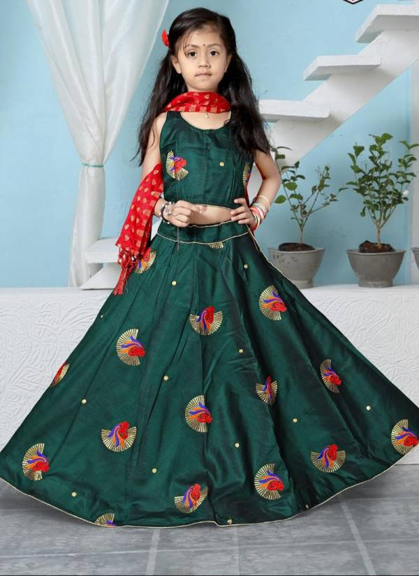 Pretty Designs Party Wear Lehnga Choli Collection With Embroidery Work