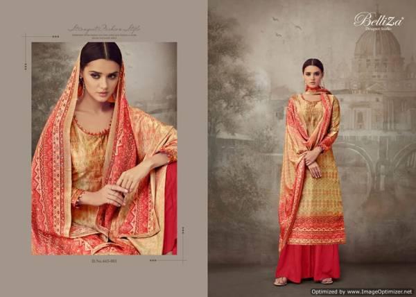 Beliza Cosmic Latest Designer Plazzo Salwar Suit Pattern Pure Silk Dress Material Collection With Pure Chinon Box Pallu Digital Print Dupatta