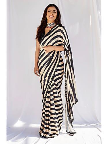 Superb Georgette Saree Collection With heavy Quality Reach Digital Print