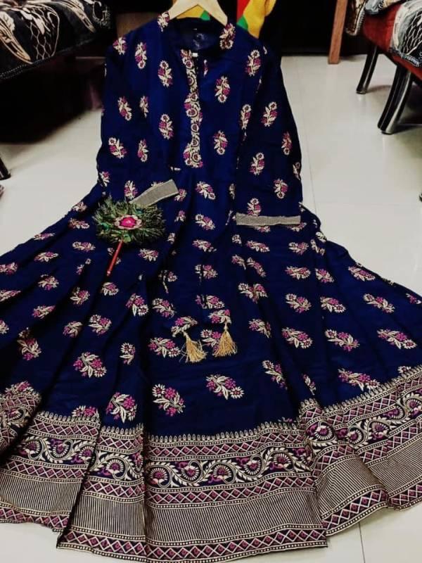 Shreya 7 Rayon Worked Fancy Casual Wear Latest Designer Kurti Collection