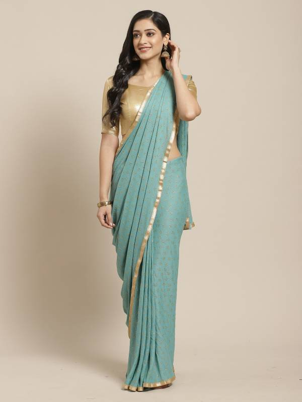 Grasia Casual Lycra Solid Designer Party Wear Saree Collection at Wholesale Price