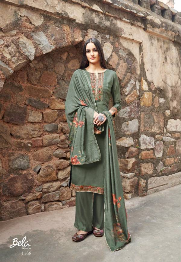 Bela Maahi Latest Designer Fancy Dress Material Collection