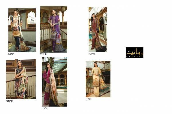 Rawayat Binaas Latest Designer Printed Pakistani Salwar suit Collection