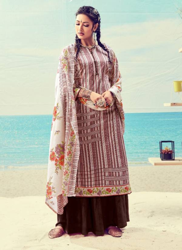 Regular Wear New Fancy Digital Printed Jam Cotton Palazzo Suits Collection