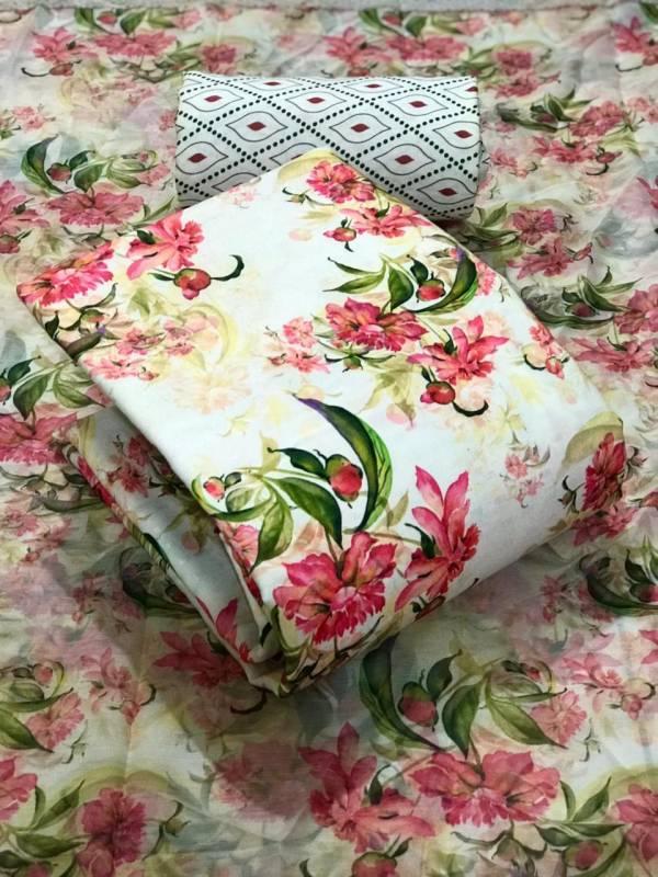 Pashmina 7 Casual Wear Pashmina With Print Dress Material Collection