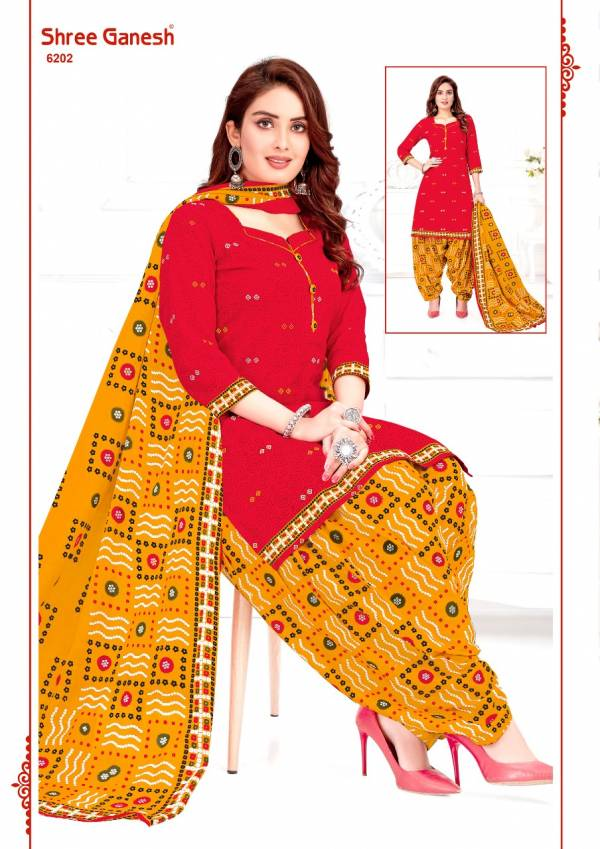 Shree Ganesh Pankhi 1 Latest Designer Pure Cotton Dress Material Collection