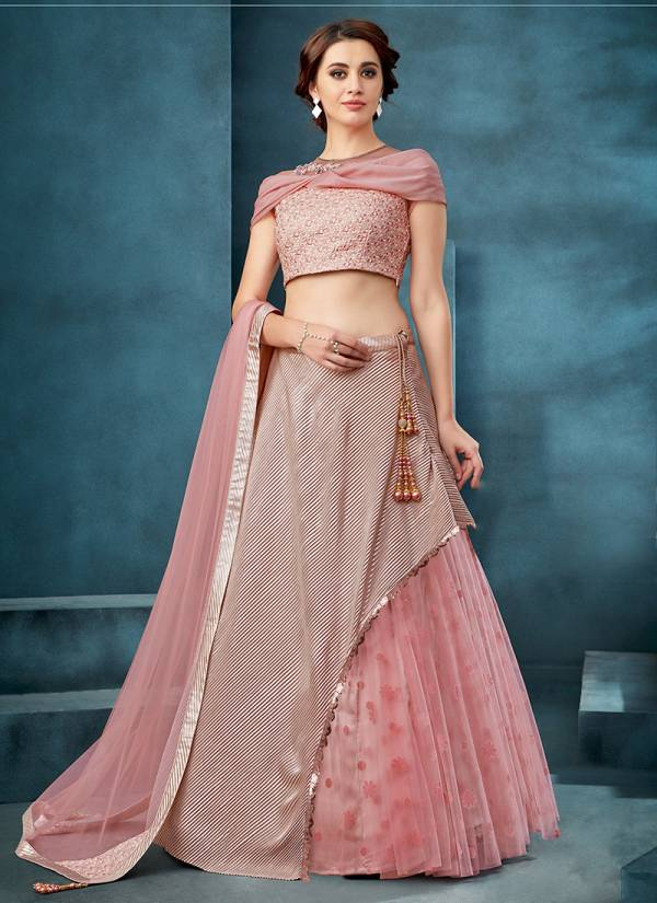 Latest Designer Lehenga Choli for Party and Wedding