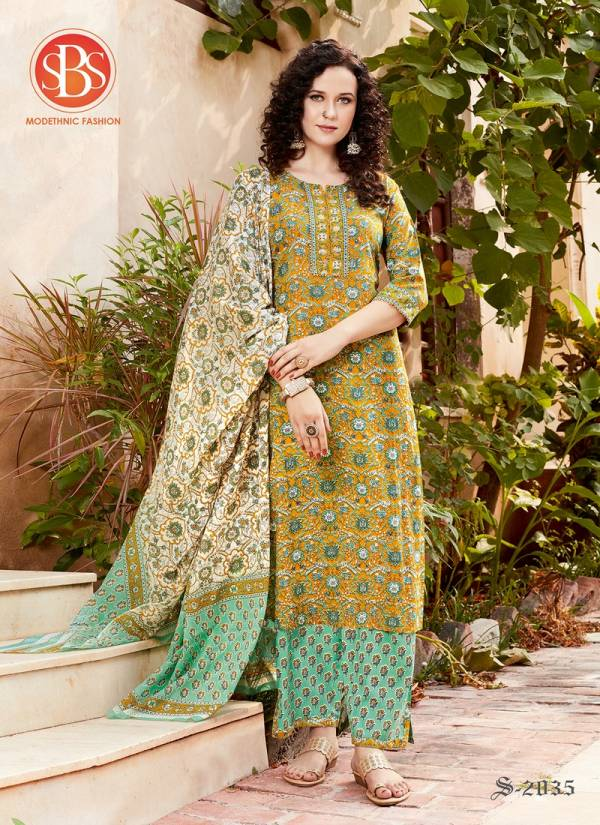 Subhash Blossom Cotton Designer Party Wear and Function Wear Kurtiy with Bottom and Dupatta Collections