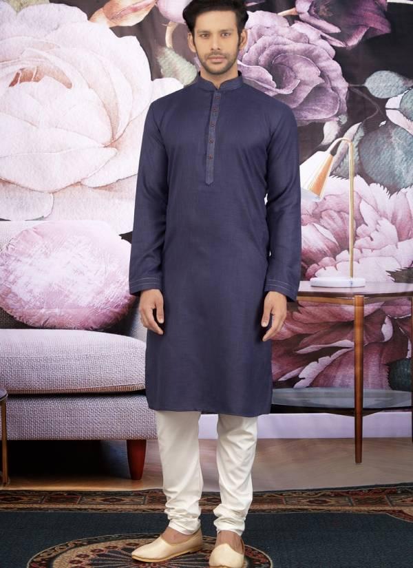 New Designer Printex and Embroidery Work Jacquard Banarasi Silk Eid Special Kurta Pajama Collections