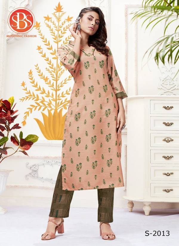 Subhash Alisha Muslin Designer Partywear Printed Kurtis with Bottom Collections