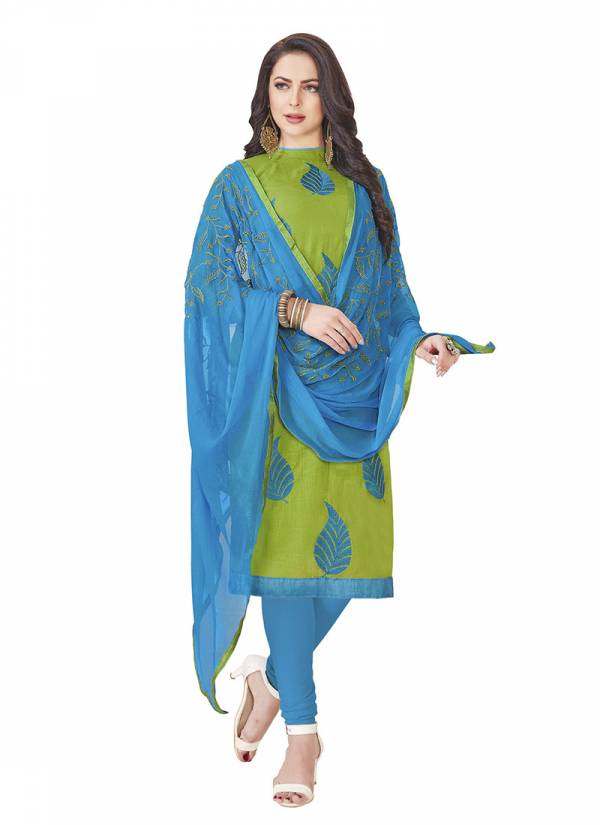 Rahul NX Maharani South Cottan With Embroidery Work Dress With Najneen Embroidery Dupatta Designer Salwar Suit Collections