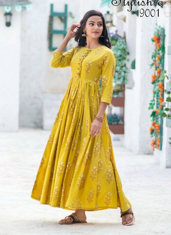 Stylishta Vol 9 Pure Maslin with Digital Print Designer and Party Wear Gown Collections