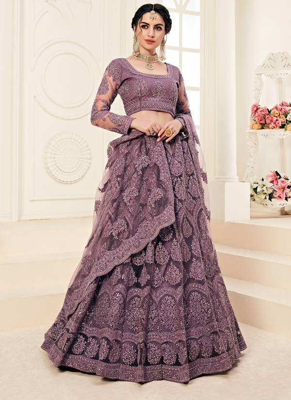 Alizeh Bridal Heritage Vol-1  Designer Lehenga With Heavy Look and Beautifull Embroidered Lehenga Choli Collections