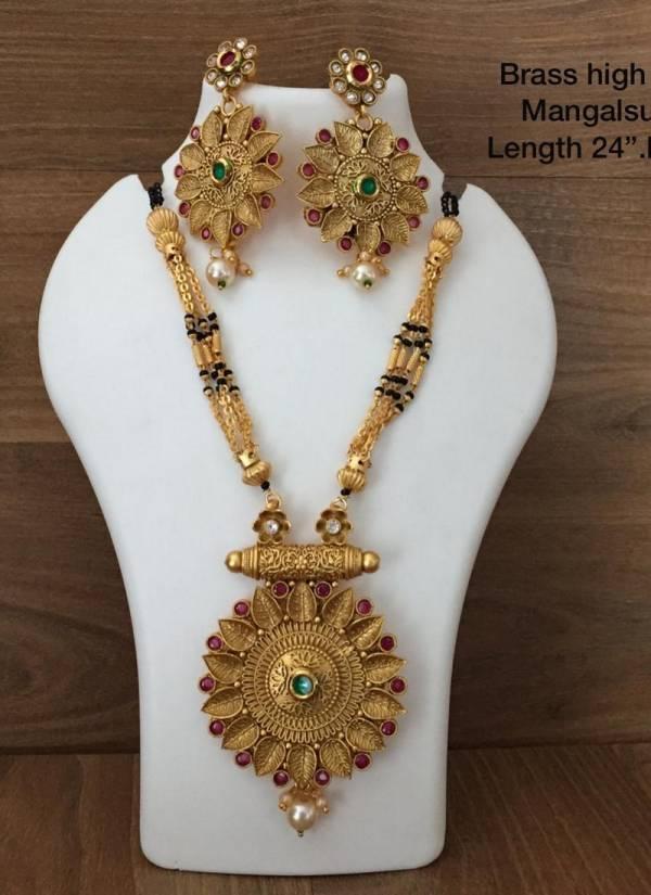 Designer Wedding Wear Fancy Pretty Exclusive Collection Of Mangalsutra