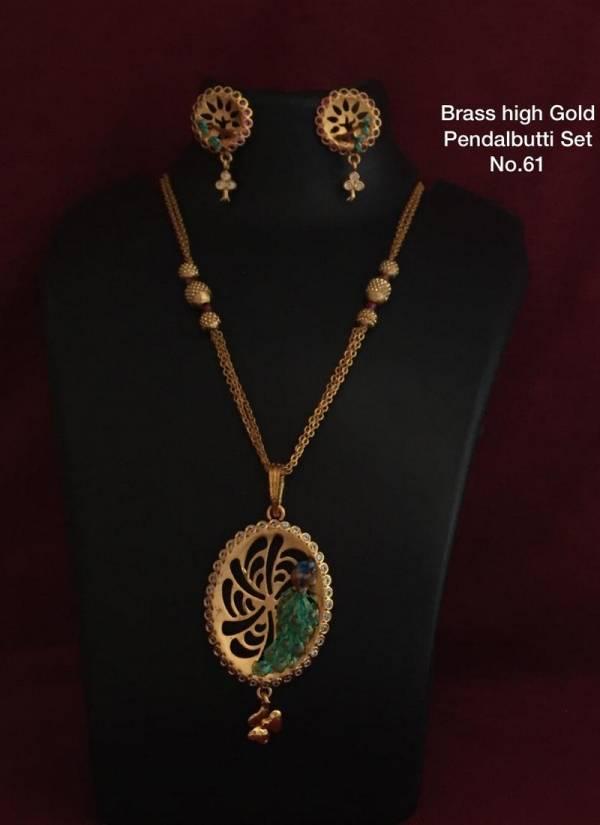 Latest Designer Pretty Exclusive Pendalbutti Set Collection