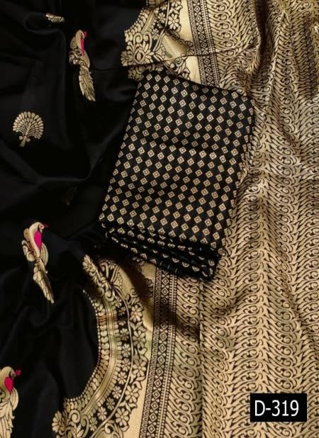 41 Festive Wear Designer Heavy Banarasi Silk Sarees Collection