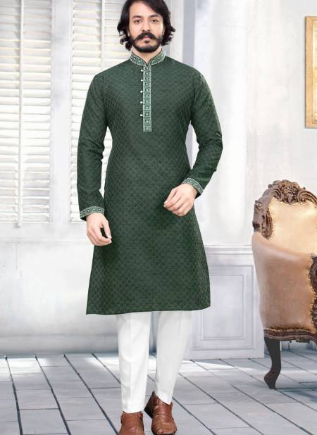 Designer Outlook Vol 15 Party Wear and Festival Wear Low Range Kurta Pajama Special for Eid and Diwali Collections