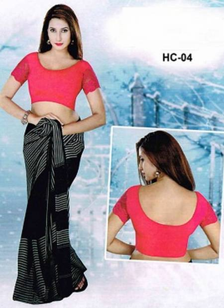 Hc 04 Heavy Lycra Blouse Collection