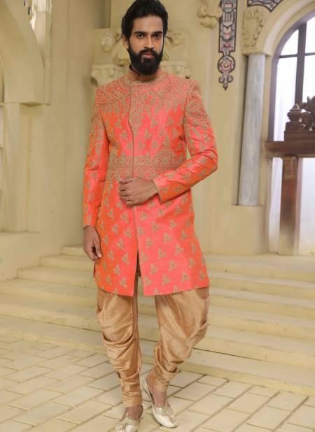 Pride Latest Festive Wear Wedding Wear Sherwani Collection