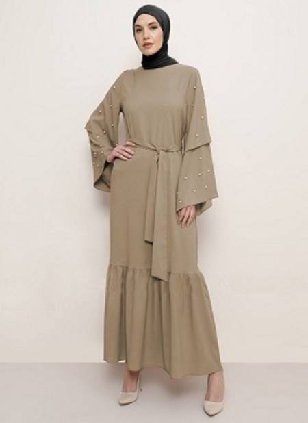 Abaya Multi Color 1 Latest Designer Festive Wear Nida Islamic Collection
