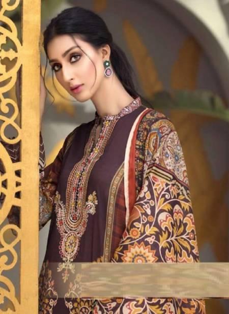 Agha Noor 4 Fancy Designer Casual Wear Printed Salwar Kameez Collection