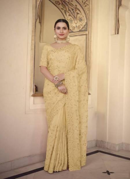 Arya Swarna 2 Party Wear Georgette Wedding Wear Heavy Latest Designer Saree Collection