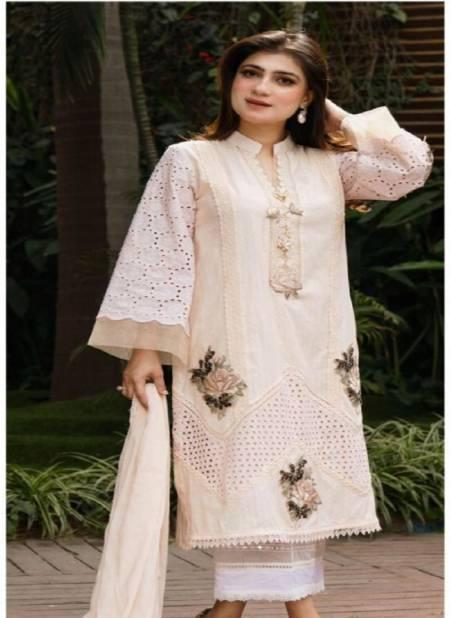 Asim Jofa 56053 Lawn Cotton Designer Fancy Festive Wear Pakisatni Salwar Kameez