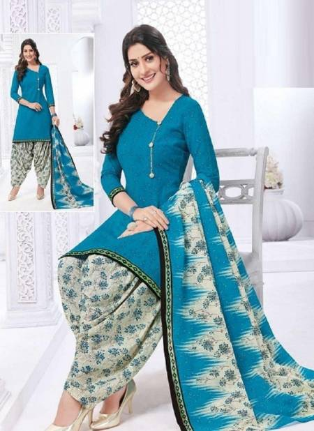 Baalar Colourful 10 Regular Wear Cotton Printed Ready Made Dress Collection