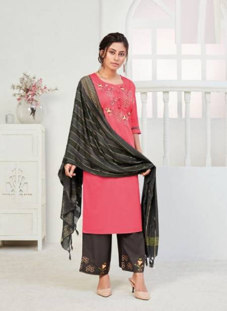 Baanvi Maya 1 Jam Cotton Festive Wear Designer Fancy Ready Made Collection