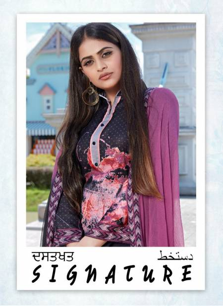 BIPSON SIGNATURE Latest Fancy Casual Digital Printed Salwar Suit Collection