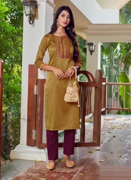 Blue Hills Solid 10 Designer Ethnic Wear Designer Fancy Kurti Collection