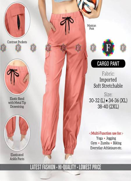 Cargo Pant Soft Stretchable Quality Bottom Heavy Casual Wear Pant Collection