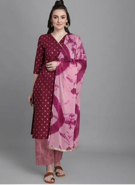 Casaul Diaries Fancy Designer Festive Wear Cotton Printed Ready Made Collection