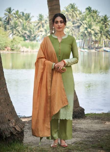Deepsy Ember Cotton Printed With Embroidery Festive Wear Designer Salwar Kameez Collection