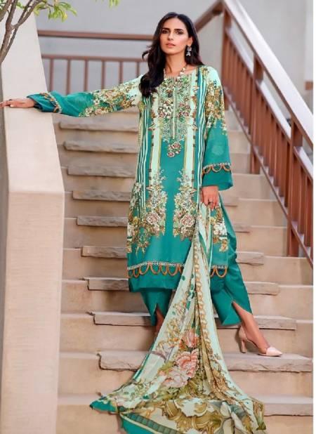 Deepsy Firdouse Urbane 5 Casual Wear Pure Cotton Print Embroidery Pakistani Salwar Kameez Collection