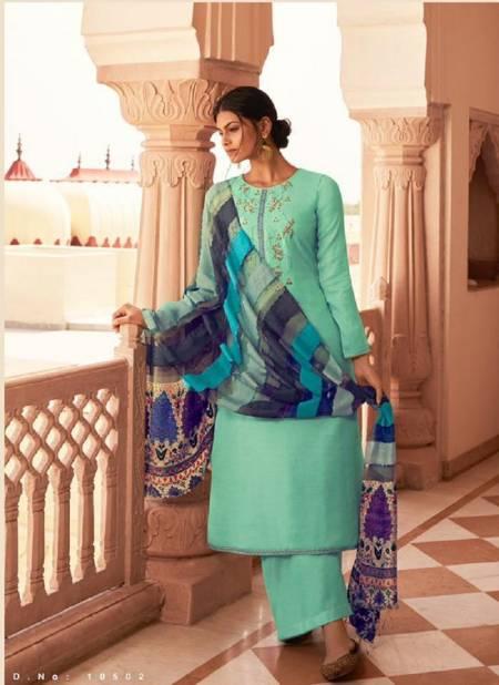 Deepsy Illiana Regal Look Festive Wear Silk Embroidery Work Heavy Designer Salwar Kameez Collection