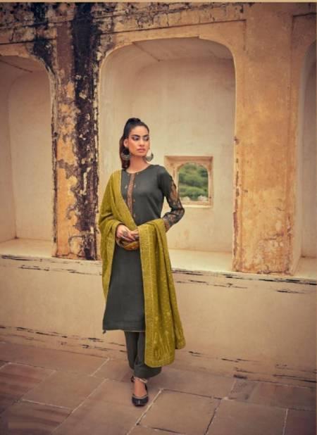 Deepsy Monalisa 7 Festive Wear Silk Exclusive Embroidery Salwar Kameez Collection