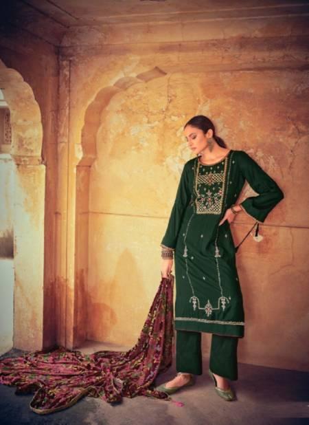 Deepsy Surahi Winter Fancy Festive Wear Designer Pashmina Latest Collection