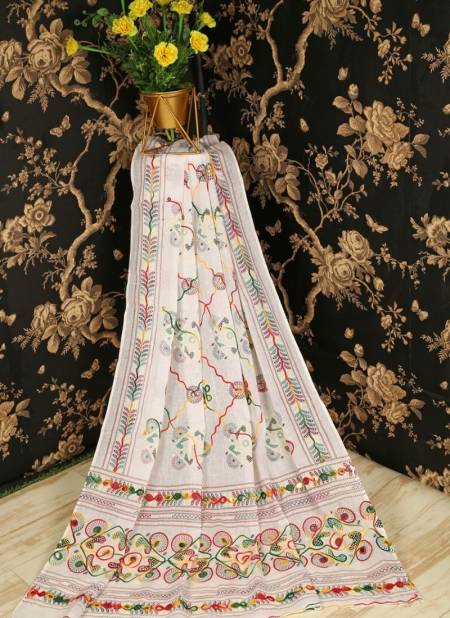 Exclusive Navratri Special Collection Of Embroidery Work Dupatta