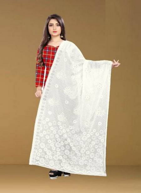 Flavorous Embroidery Worked Dupatta Collection
