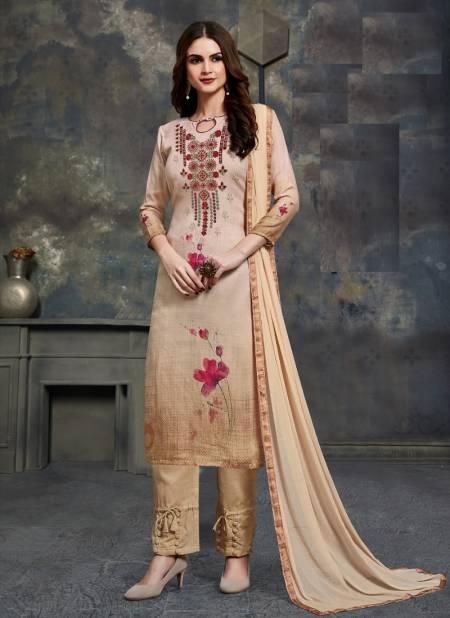 Floreon Trends Ayat Jam Cotton Digital Printed Casual Wear Designer Dress Material Collection